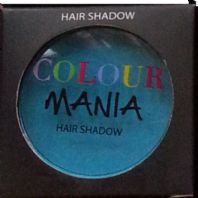 Colour Mania Blue Mayhem Temporary Hair Colour